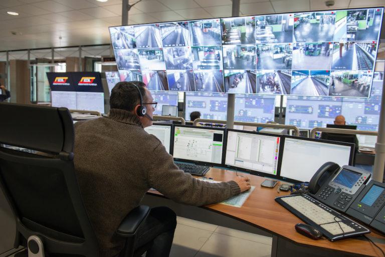 Centros de control y mando (CCM)